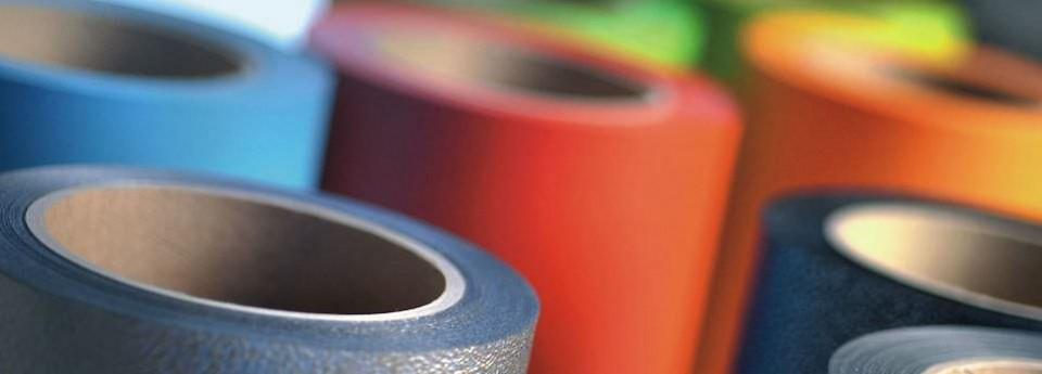 Dažai gaminantiems tapetus popieriaus pagrindu